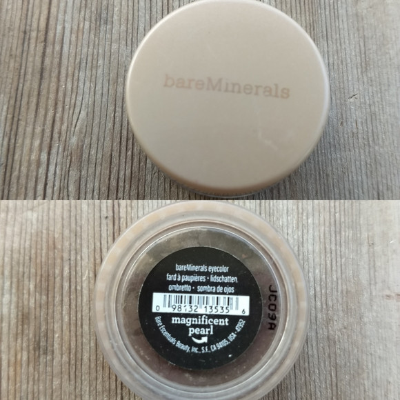 Bare Minerals Eyecolor 'Magnificent Pearl' shadow
